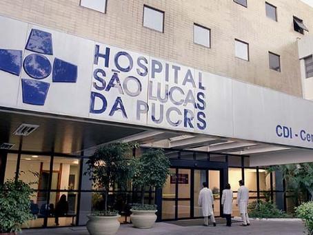 Recepcionista - Hospital São Lucas PUCRS - Porto Alegre - RS