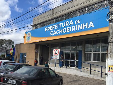 Concurso Prefeitura de Cachoeirinha-RS 2021 é aberto e tem 39 vagas