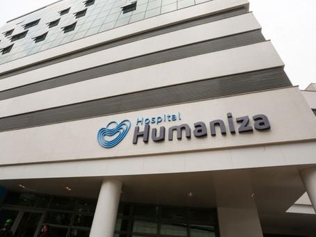 Recepção - Hospital Humaniza - Porto Alegre - RS