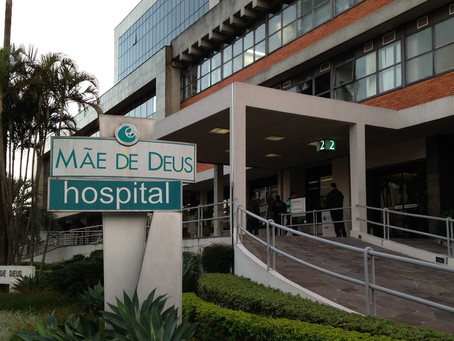 Técnico de enfermagem Sala de Recuperação - Unidade Carlos Gomes - Hosp Mãe de Deus - Porto Alegre -