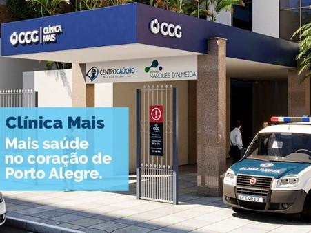 Enfermeiro(a) Clínica Mais - Folguista - CCG Saúde - Porto Alegre - RS