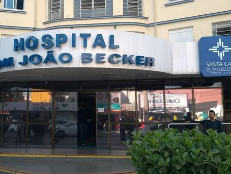 Hospital Dom João Becker abre vagas para técnicos e enfermeiros em Gravataí