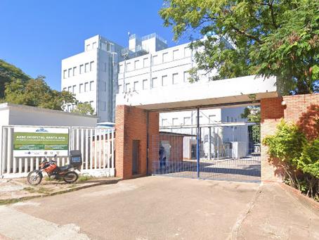 Hospital Santa Ana abre vagas para Técnicos de Enfermagem