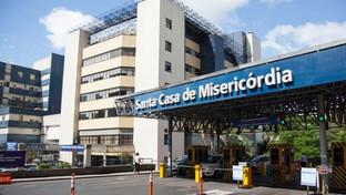 Auxiliar Administrativo - Hosp Santa Casa - Porto Alegre - RS