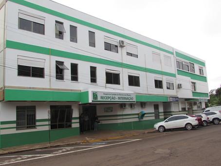 Processo Seletivo para Enfermeiros e Técnicos  para o Hospital de Caridade de Palmeira das Missões