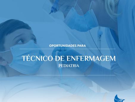 Técnico de Enfermagem - Hosp Moinhos de Vento - Porto Alegre - RS