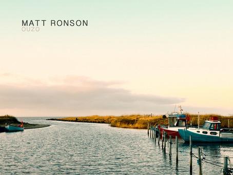 Matt Ronson - Ouzo