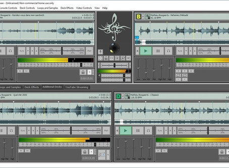 Zulu DJ software, is it worth the download time and two dubs?