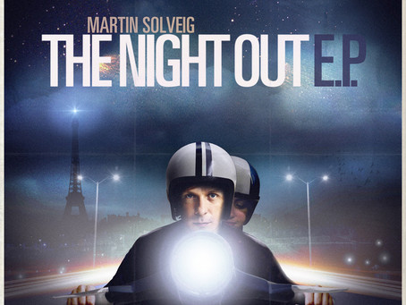 Martin Solveig - The Night Out EP throwback.....