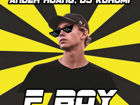 ANDER HUANG / DJ KUROMI - F Boy