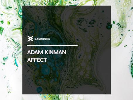 """ADAM KINMAN - """"Affect"""""""
