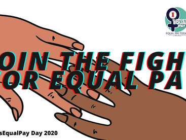 Black Women Equal Pay Day!