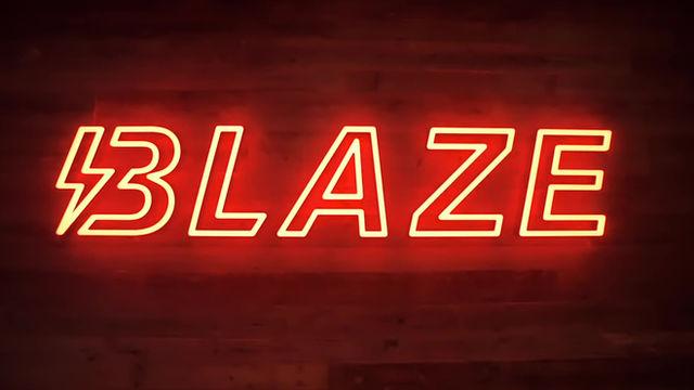 Blaze at David Lloyd featuring Dax on Sax!