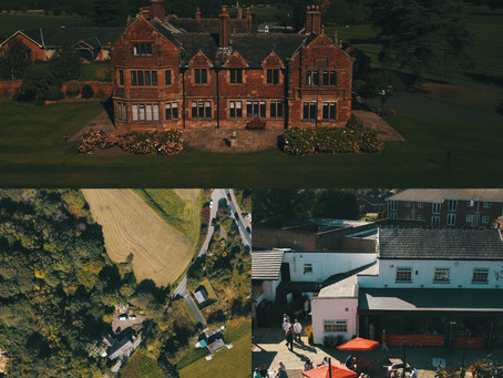 Base Aura Aerial Photography / Videography