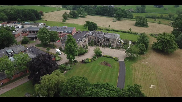 Last minute booking! Back to Rookery Hall :)