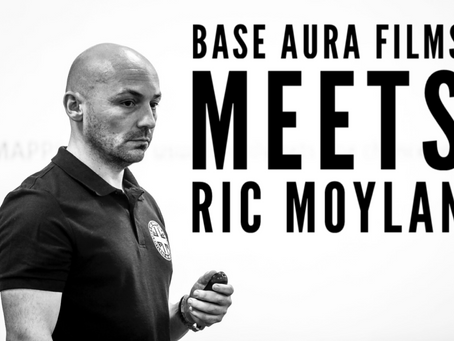 Base Aura Films Meets Ric Moylan