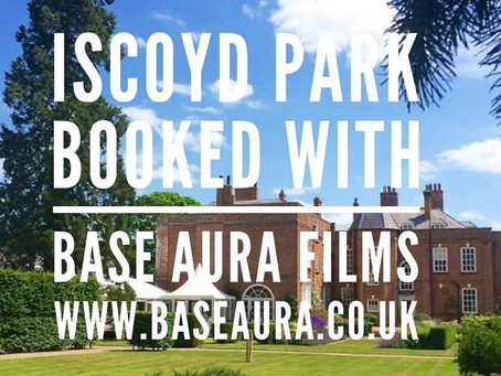 Iscoyd Park - Booked with Base Aura!