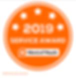 2019 service award, landscaping, earthmo