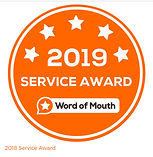 2019 service award, landscaping, earthmo