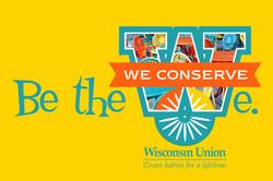 We Conserve logo
