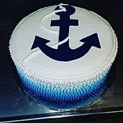 New Braunfels Custom Cake