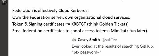 Transcript for DEFCON 2017 Talk: Hacking the Cloud (Gerald