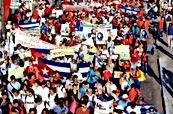 Défilé du Jour International des Travailleurs