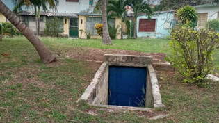 "Le ""bunker"" à Varadero"