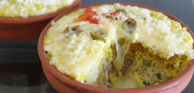 Arroz (riz) imperial cubano