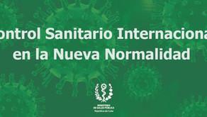 Protocoles sanitaires - Précisions du ministère de la Santé de Cuba - 2 décembre 2020