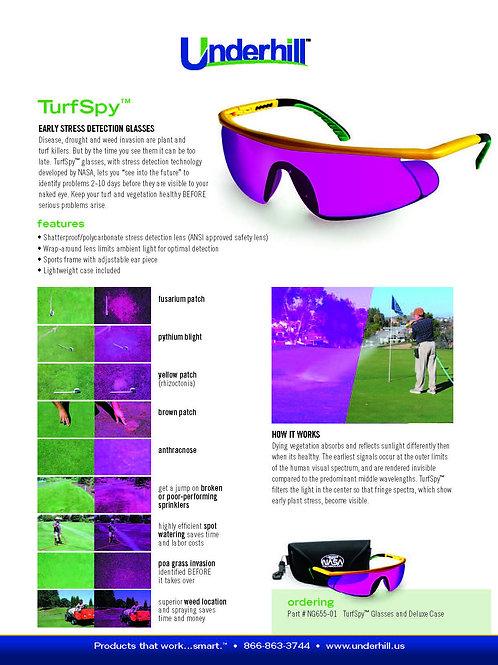 Turf Spy Detection Glasses