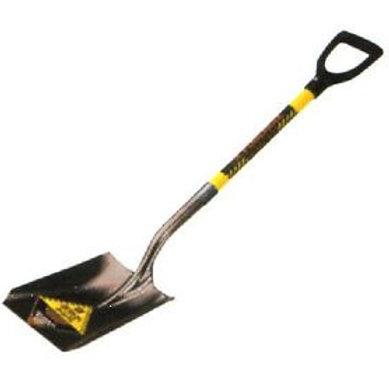 Shovel D-Handle Square Point