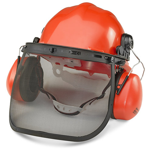 Forestry Kit Head Gear Protection