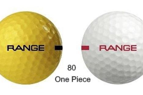 One Piece Standard Range Ball 80