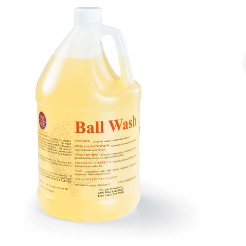 Ballwasher Concentrate 1 Gal (3.7 Litre)