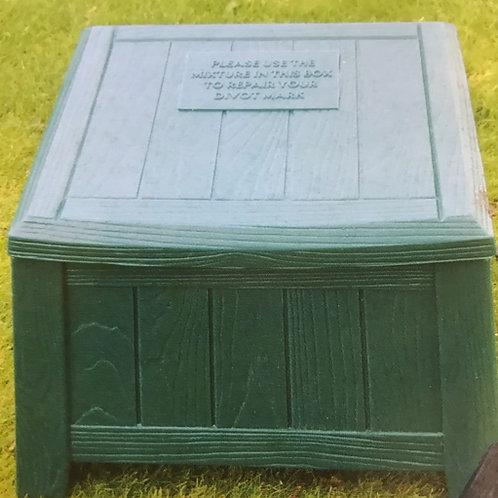 Recycled Plastic Divot Box