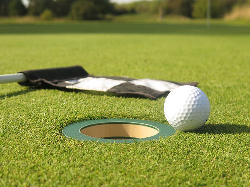 Golf Hole Cup Covers