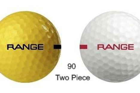 Two Piece Standard Range Ball 90