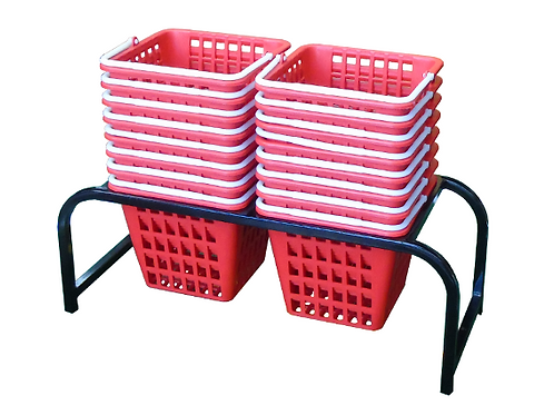 Range Basket Stand