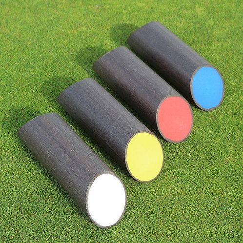 ProPlex Log Tee Marker Walnut
