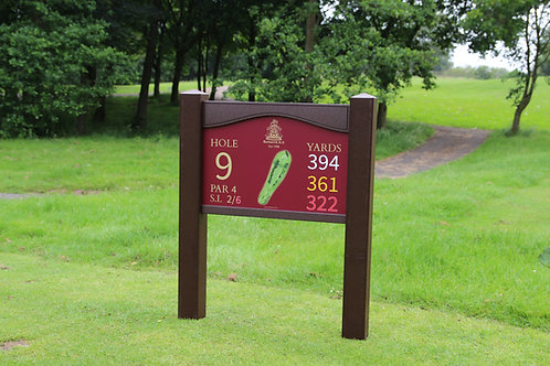 ProPlex Golf Tee Marker Posts