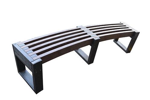 Sheringham Links Bench 1800