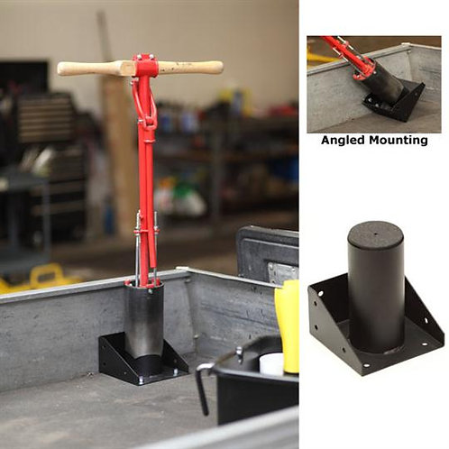 Mounting Bracket for Solid Shell Hole Cutter