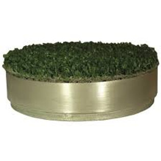 Hole Cup Cover Aluminium with Artificial Grass Top 6 inch