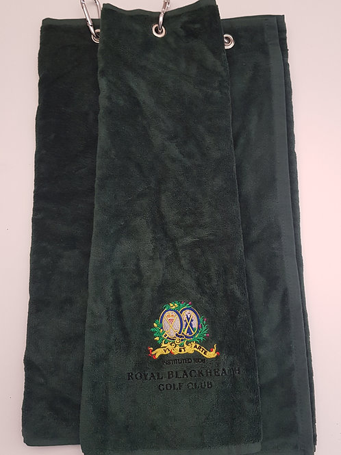 Ball Washer Deluxe Towel