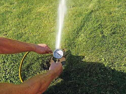Nozzle Discharge Pressure Gauge by Underhill