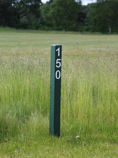150 Fairway Marker Post