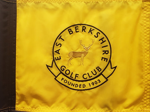 Embroidered Golf Course Flags from