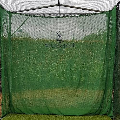 Golf Archery Baffle Net