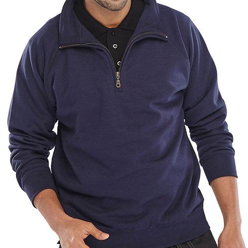 3/4 Zip Sweatshirt